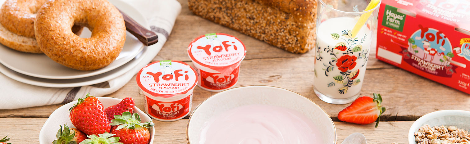 Yofi Yogurt for kids